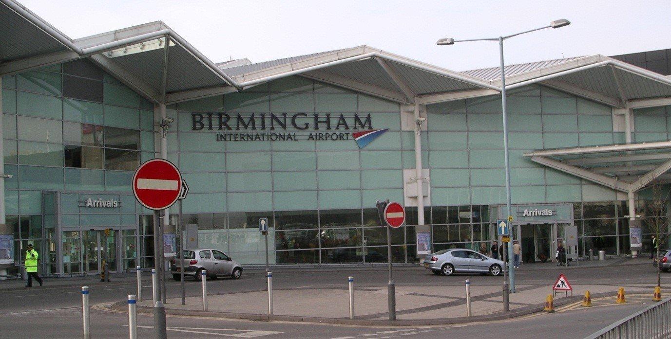Car Parking Birmingham International Station