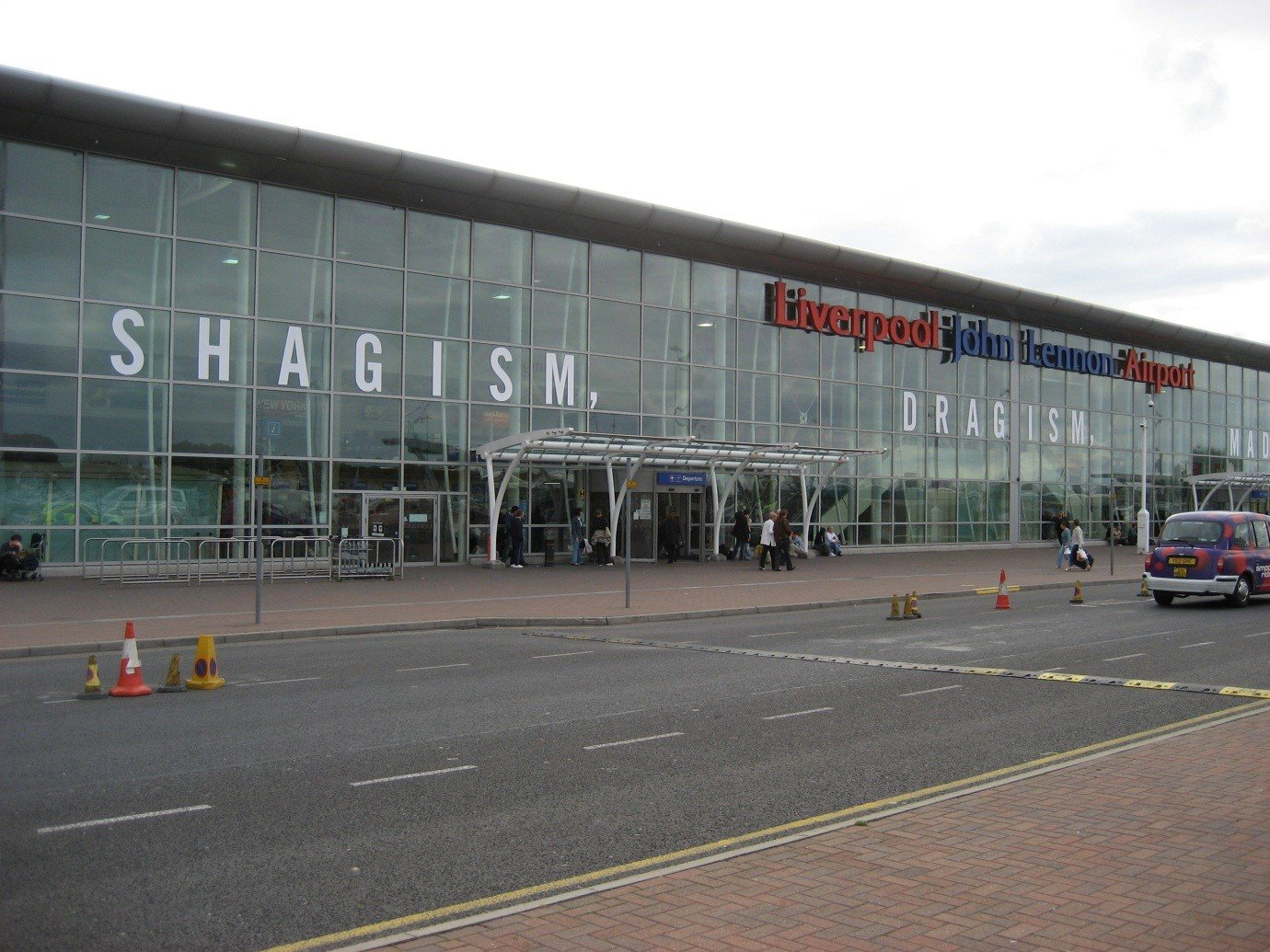 Liverpool Airport Image