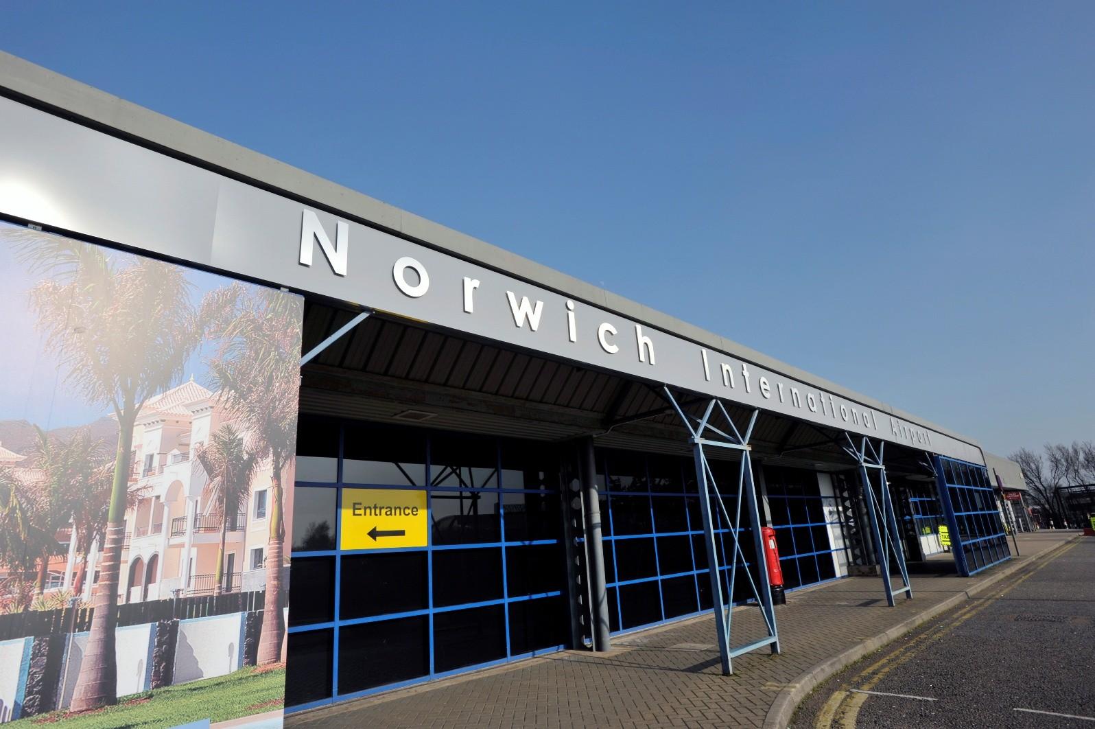 Car Parking Near Norwich Airport