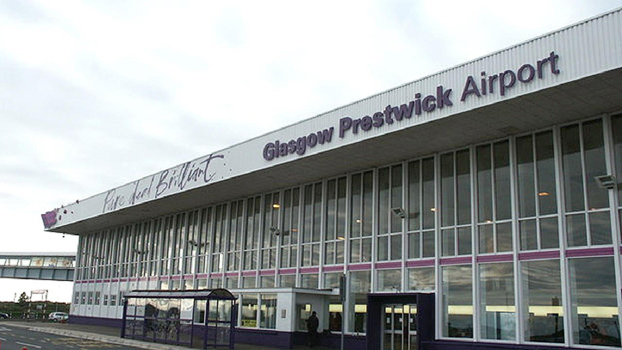 How Can Holidaymakers Get Around Prestwick Airport Woes?