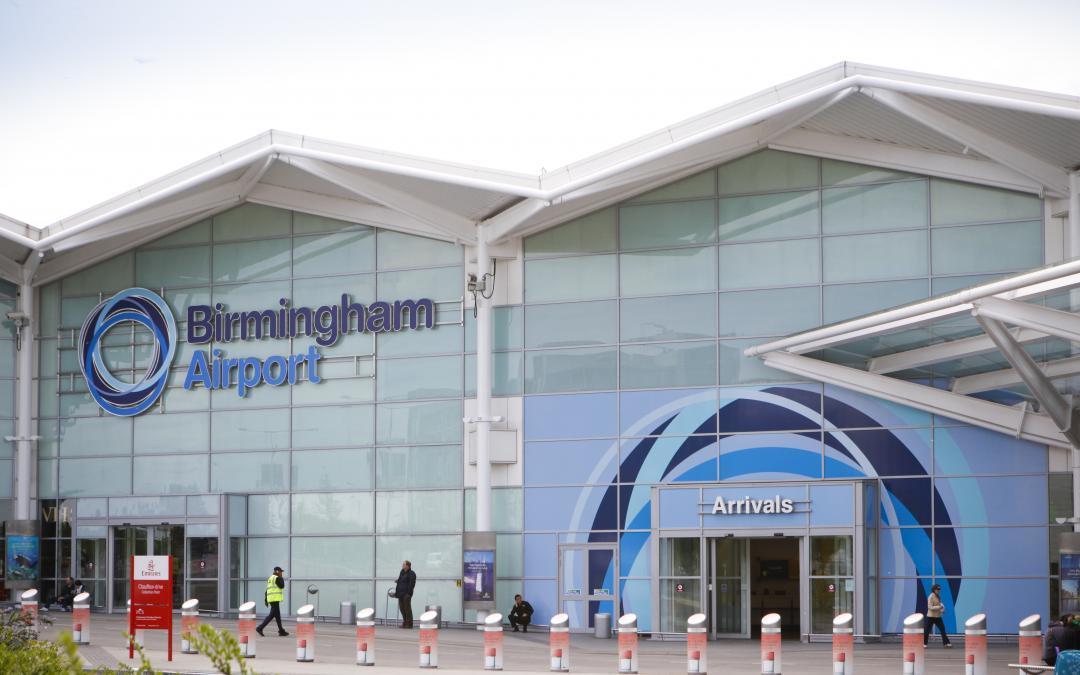 Car Parking At Birmingham Airport Cheap