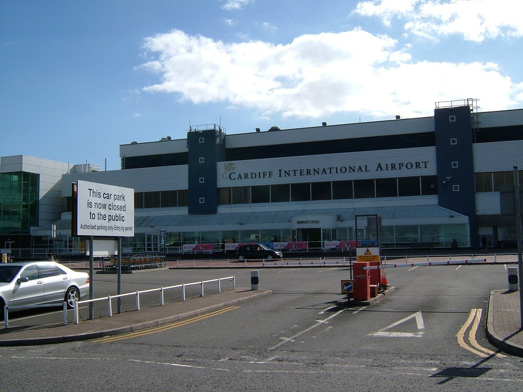 Cardiff Airport Declared Fastest Growing In Uk Parking