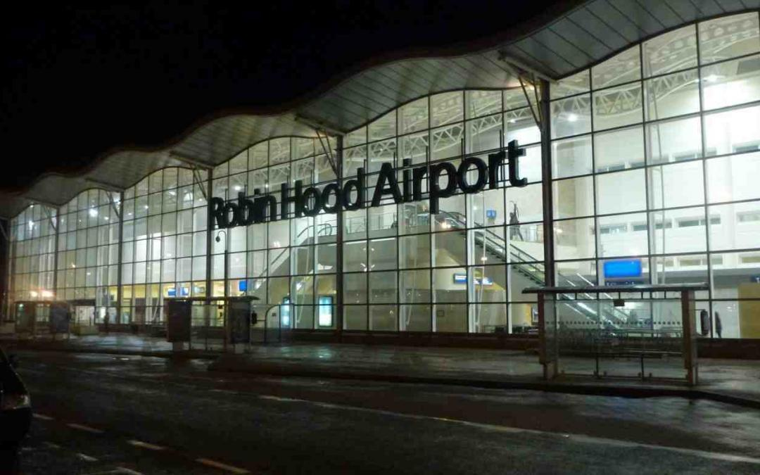 Doncaster Airport Hotel With Car Parking