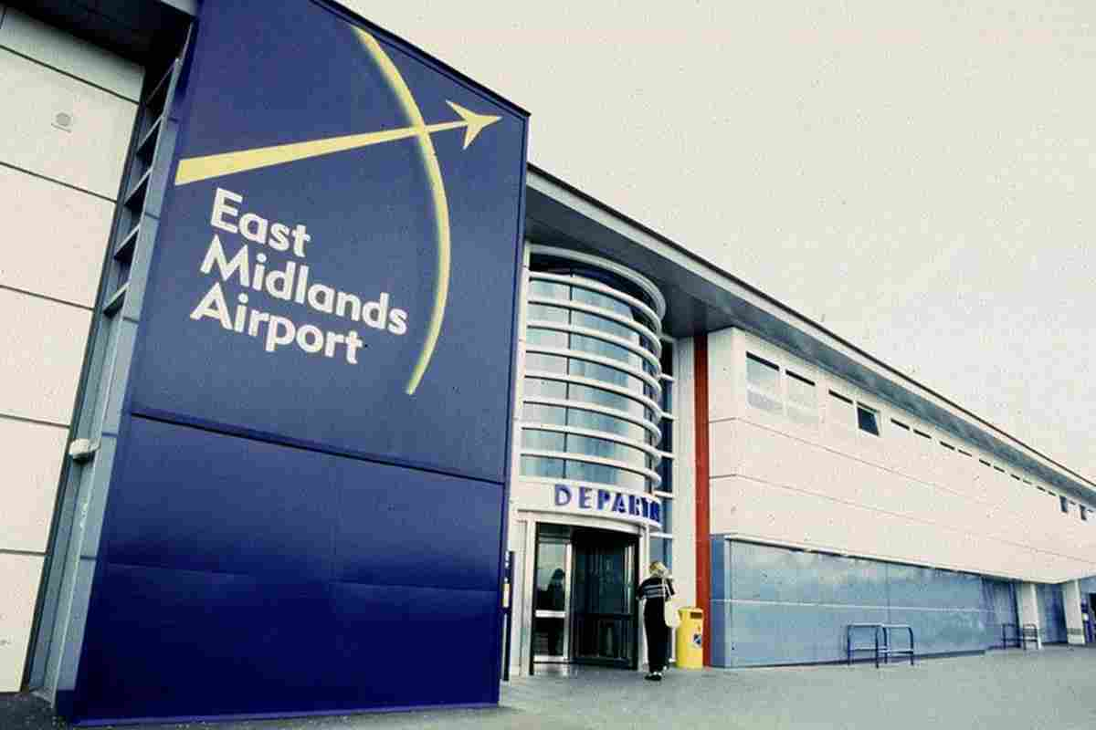 Nottingham To Manchester Airport By Car