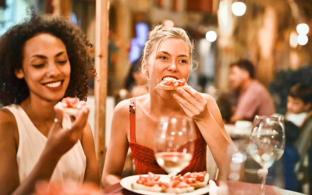Top 4 Holiday Destinations for Foodies