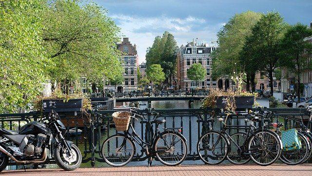 holland city break